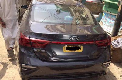 Kia Cerato Sedan Spotted in Karachi 5