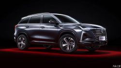 First Official Photos: Changan CS75 Plus SUV 4