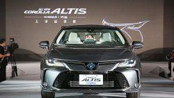 2019 Toyota Corolla Altis Launched in Taiwan 2