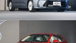 2019 Toyota Corolla Altis Launched in Taiwan 4
