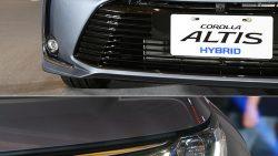 2019 Toyota Corolla Altis Launched in Taiwan 3