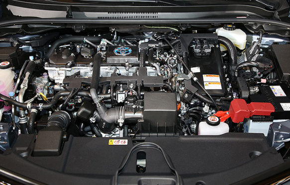 2019 Toyota Corolla Altis Launched in Taiwan 8