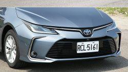 2019 Toyota Corolla Altis Launched in Taiwan 9