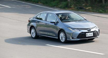 2019 Toyota Corolla Altis Launched in Taiwan 13