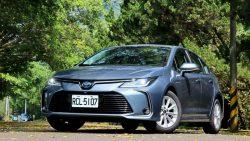 2019 Toyota Corolla Altis Launched in Taiwan 14