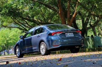 New Toyota Corolla Altis to Debut in Thailand in August 4