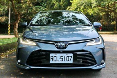 2019 Toyota Corolla Altis Launched in Taiwan 16