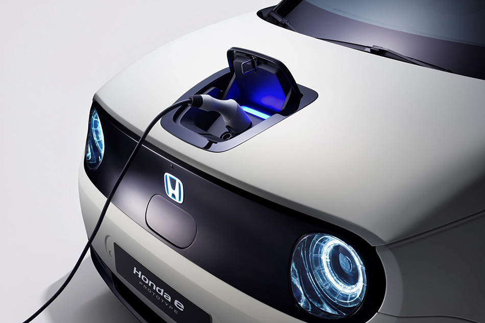 Honda to Fully Electrify in Europe by 2025 2