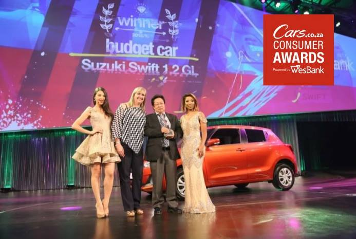 Suzuki Swift Wins Best Budget Car Award in South Africa 10