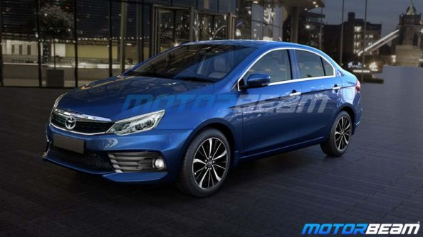 This is how Toyota Ciaz & Ertiga Might Look Like 3