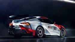 Toyota GR Supra GT4 Concept Revealed Ahead of Geneva Auto Show 7