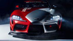 Toyota GR Supra GT4 Concept Revealed Ahead of Geneva Auto Show 4