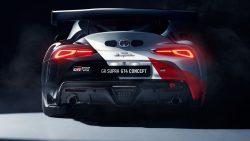Toyota GR Supra GT4 Concept Revealed Ahead of Geneva Auto Show 5