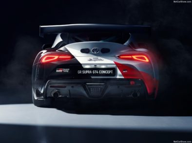 Toyota GR Supra GT4 Concept Revealed Ahead of Geneva Auto Show 5