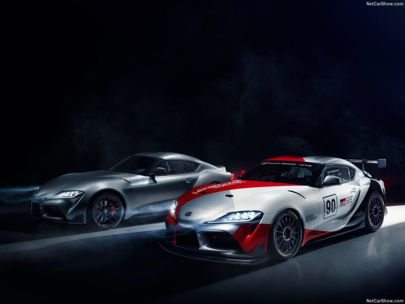 Toyota GR Supra GT4 Concept Revealed Ahead of Geneva Auto Show 3