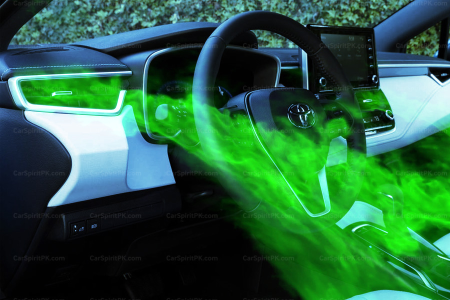 Future Toyota Vehicles to Have A Nasty Surprise for Carjackers 2