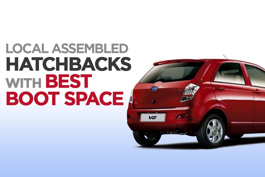 Local Assembled Hatchbacks With Best Boot Space 7