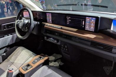 Retro Styled Honda E Prototype Unveiled at Geneva 10