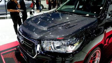 Toyota Hilux Revo Z Edition Black Mamba at 2019 BIMS 4