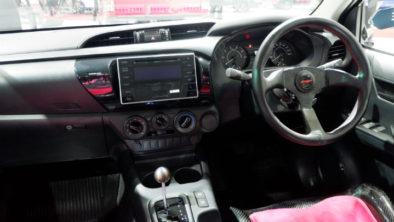 Toyota Hilux Revo Z Edition Black Mamba at 2019 BIMS 3