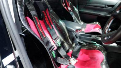Toyota Hilux Revo Z Edition Black Mamba at 2019 BIMS 1