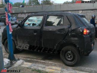 Suzuki Testing New Hatchback in India Can Be the Next Gen Alto 5