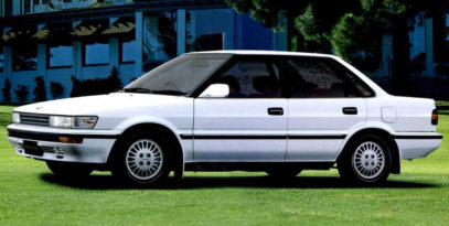 Remembering the Toyota Sprinter 13