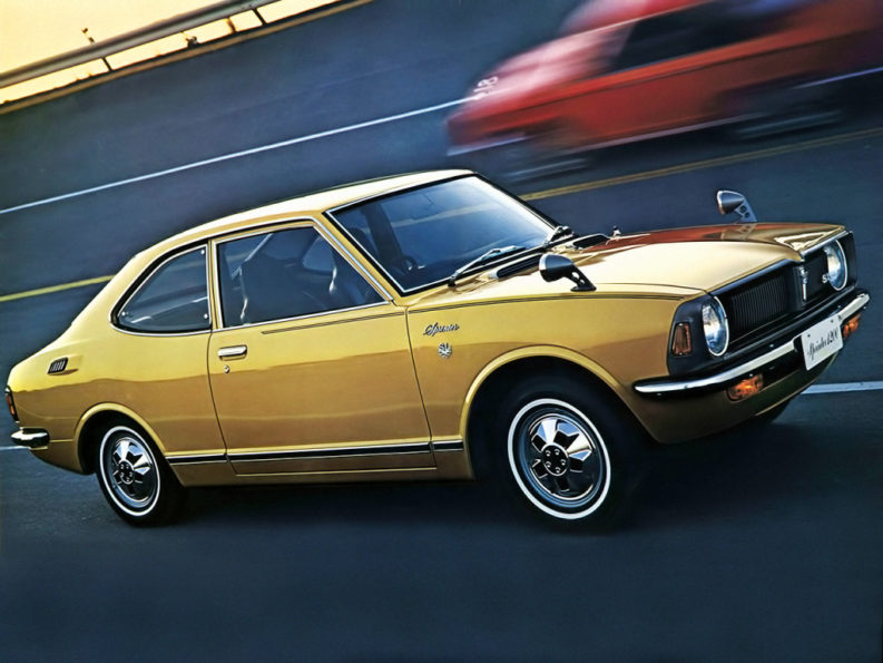 Remembering the Toyota Sprinter 1