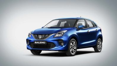 Toyota's Baleno-based Car Called Glanza to Debut by Mid 2019 4