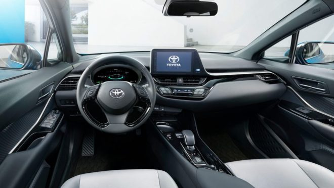 Toyota's First EVs for China are C-HR/ IZOA Twins 2