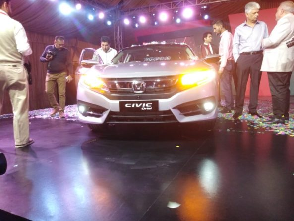2019 Honda Civic Facelift Launched 2