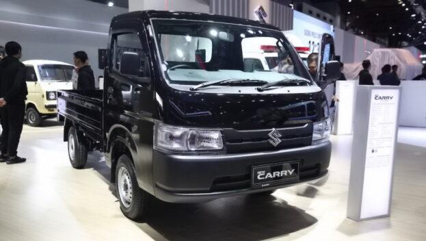 Suzuki Carry (Bolan & Ravi) Becomes 42 Years Old 8