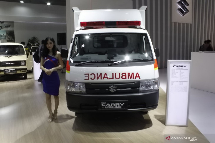 All-new 2019 Suzuki Carry Debuts at IIMS 2019 11