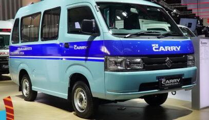 Suzuki Carry (Bolan & Ravi) Becomes 42 Years Old 6
