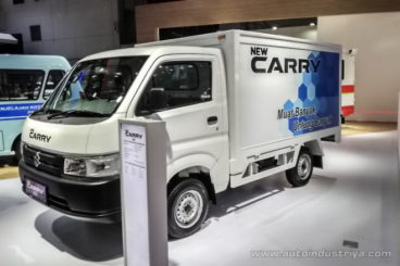All-new 2019 Suzuki Carry Debuts at IIMS 2019 14