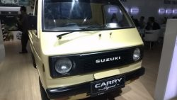 All-new 2019 Suzuki Carry Debuts at IIMS 2019 1