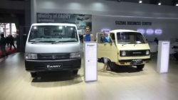 All-new 2019 Suzuki Carry Debuts at IIMS 2019 2