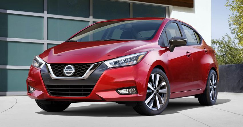 Nissan Unveils All New Versa Ahead of New York Debut 1