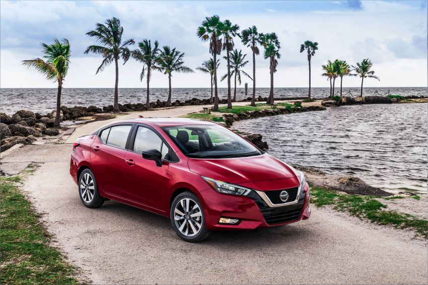 Nissan Unveils All New Versa Ahead of New York Debut 7