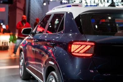 Hyundai Unveils Its Smallest Venue Crossover 14