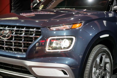 Hyundai Unveils Its Smallest Venue Crossover 11