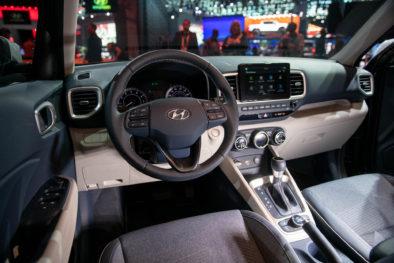 Hyundai Unveils Its Smallest Venue Crossover 15
