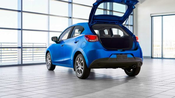 Toyota to Premiere Mazda-based Yaris Hatchback at NYAS 2019 5