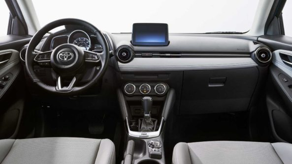 Toyota to Premiere Mazda-based Yaris Hatchback at NYAS 2019 6