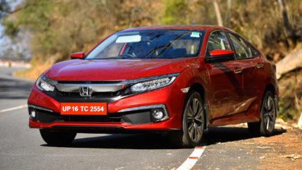 Honda Atlas Teasing the 2019 Civic Facelift 4