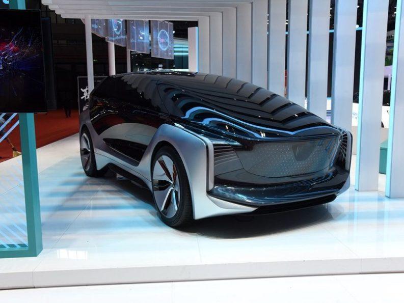 FAW Exhibits 20 Models at Auto Shanghai 2019 39