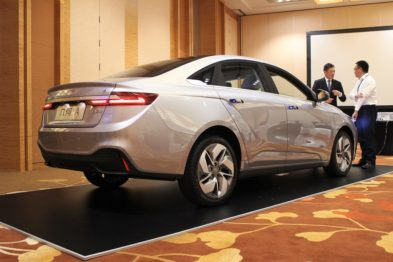 Geely Launches New EV Brand 'Geometry' to Take on Tesla 12
