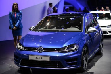 45 Years of Volkswagen Golf 7
