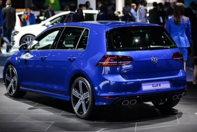 45 Years of Volkswagen Golf 8