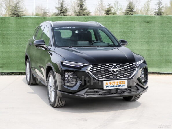 The Stunning Haima 8S SUV Revealed Ahead of Debut 1